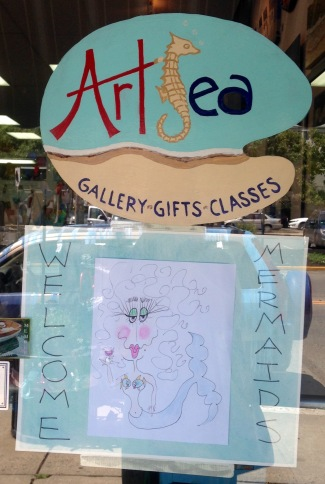 ArtSea Window